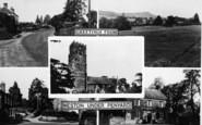 Weston Under Penyard, Composite c.1955