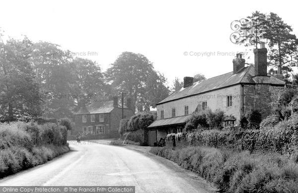 Photo of Weston Under Penyard, Gloucester Road c.1955