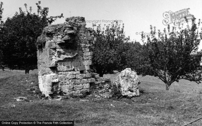 Photo of Weston Under Penyard, Penyard Castle 1955