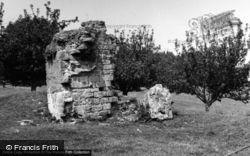 Penyard Castle 1955, Weston Under Penyard