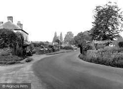 Weston Under Penyard, Ross Road c.1955