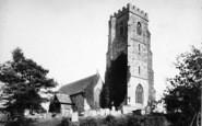 Weston Under Penyard, St Lawrence's Church 1906