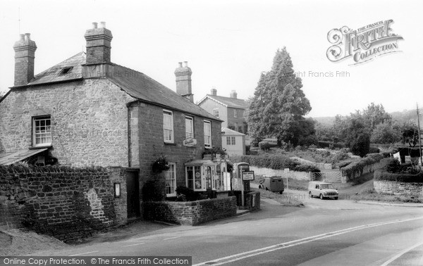 Photo of Weston Under Penyard, The Post Office c.1965