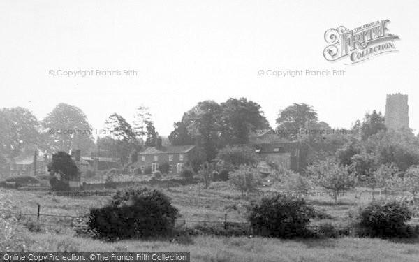 Photo of Weston Under Penyard, The Village c.1955
