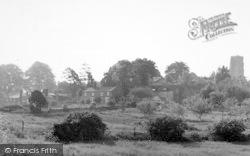 Weston Under Penyard, The Village c.1955