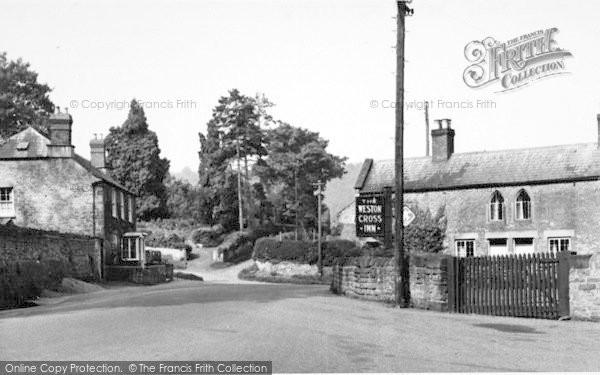 Photo of Weston Under Penyard, Weston Cross c.1955