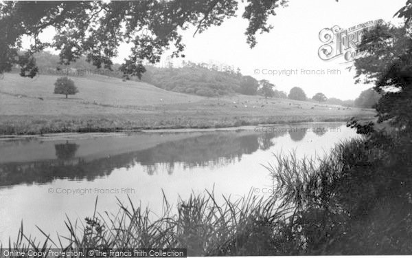 Photo of Weston Under Redcastle, Hawk Lake c.1965