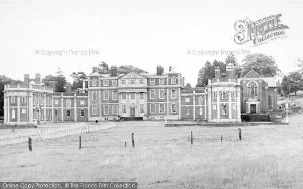Photo of Weston Under Redcastle, Hawkstone Hall Monastery c.1960