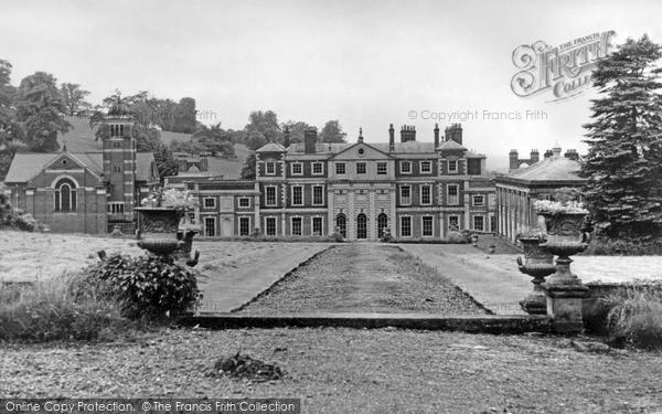 Photo of Weston Under Redcastle, Hawkstone Hall Monastery c.1960