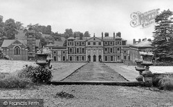 Weston Under Redcastle, Hawkstone Hall Monastery c.1960