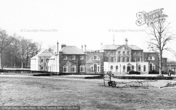 Photo of Weston Under Redcastle, Hawkstone Park Hotel And First Tee c.1950