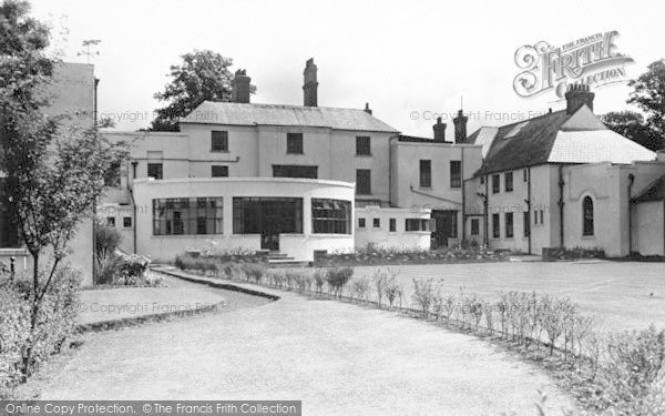 Photo of Weston Under Redcastle, Hawkstone Park Hotel c.1950