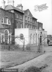 Weston Under Redcastle, Hawkstone Park Hotel c.1950