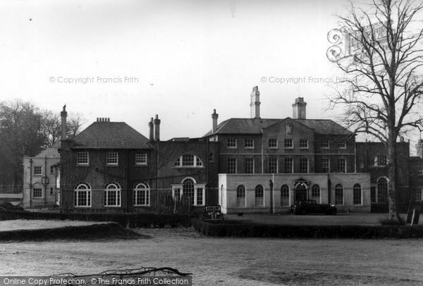 Photo of Weston Under Redcastle, Hawkstone Park Hotel c.1955
