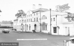 Weston Under Redcastle, Hawkstone Park Hotel c.1965