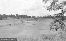 Weston Under Redcastle, Hawkstone Park Hotel Golf Course 2 c.1950