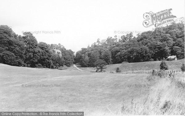 Photo of Weston Under Redcastle, Hawkstone Park Hotel Golf Course 3 c.1950