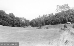Weston Under Redcastle, Hawkstone Park Hotel Golf Course 3 c.1950