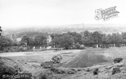 Weston Under Redcastle, The Lake, Hawkstone Park c.1960