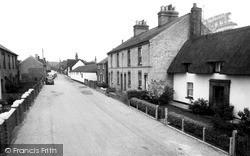 Church Road c.1960, Westoning