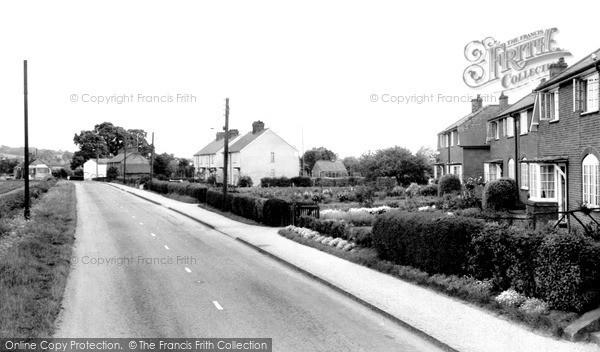 Photo of Westoning, Flitwick Road c.1955