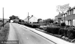 Flitwick Road c.1955, Westoning