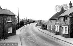 Flitwick Road c.1960, Westoning