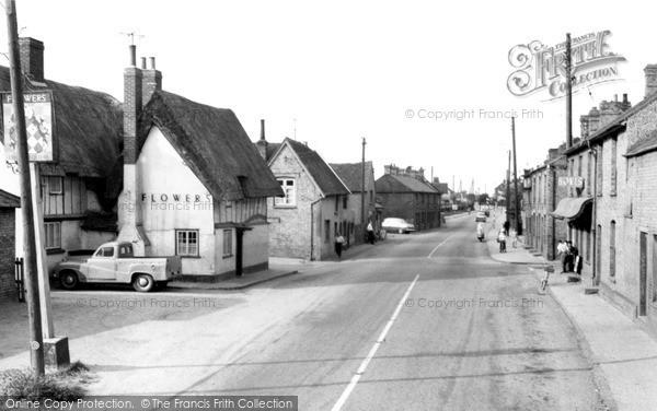Photo of Westoning, Park Road c.1960