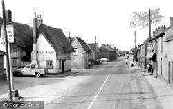 Park Road c.1960, Westoning