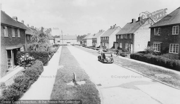 Photo of Westoning, Spensley Road c.1955
