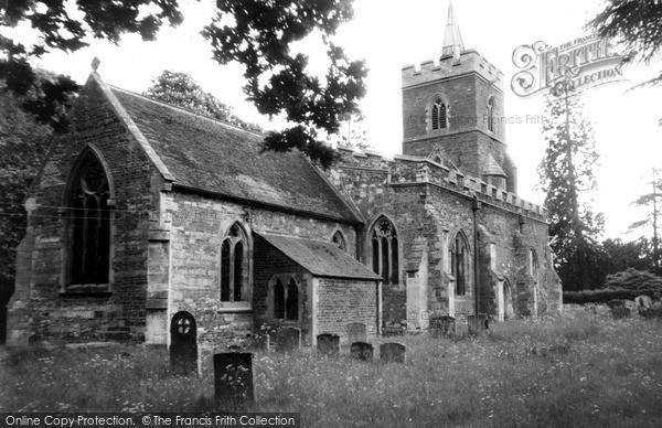 Photo of Westoning, St Mary Magdalene Church c.1960