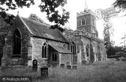 St Mary Magdalene Church c.1960, Westoning