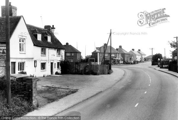 Photo of Westoning, The Bell c.1960