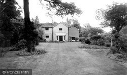 Westoning, The Rectory c.1960