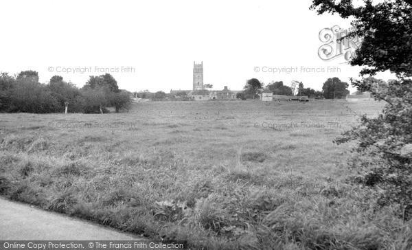 Photo of Westonzoyland, c.1960