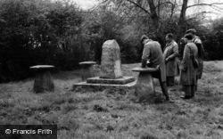Westonzoyland, Sedgemoor Battle Monument 1952