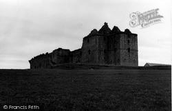 Noltland Castle 1954, Westray