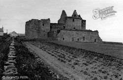 Westray, Noltland Castle 1954