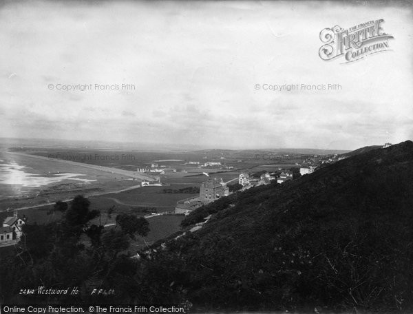 Photo of Westward Ho!, 1890