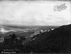 Westward Ho!, 1890
