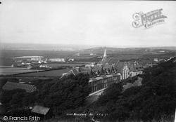 Westward Ho!, 1893