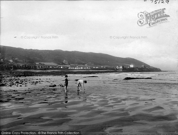Photo of Westward Ho!, 1923