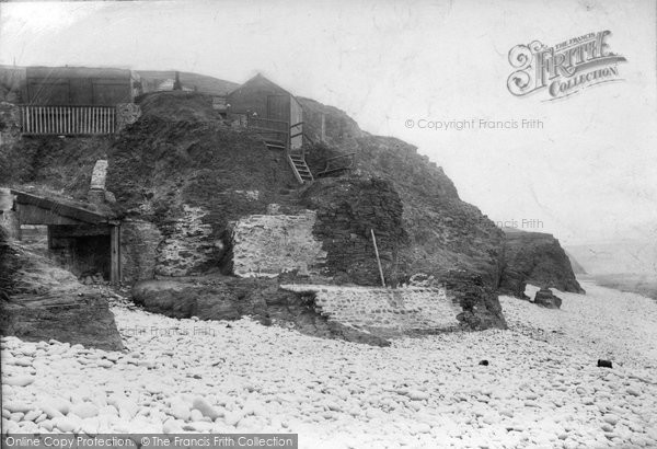 Photo of Westward Ho!, Abbotsham Cliffs 1907