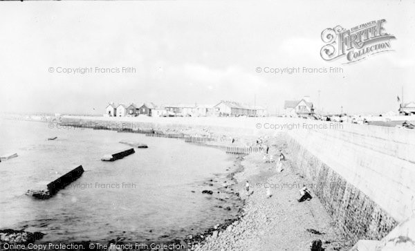 Photo of Westward Ho!, Beach 1932
