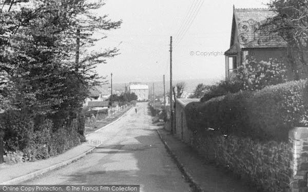 Photo of Westward Ho!, Beach Road c.1955