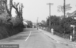 Beach Road c.1955, Westward Ho!