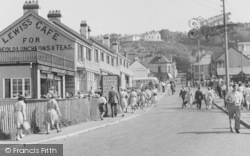 c.1950, Westward Ho!