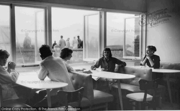 Photo of Westward Ho!, Café Interior c.1960