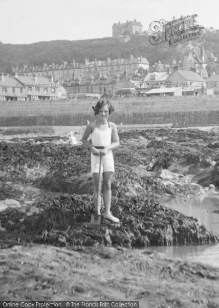 Photo of Westward Ho!, Child With A Spade 1933