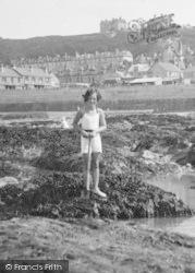 Westward Ho!, Child With A Spade 1933